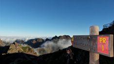 Pico do Arierio Madeira Wanderung