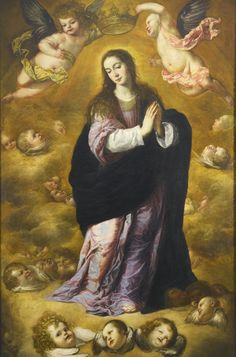 Antonio de Pereda, The Immaculate Conception, c. 1637