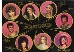 Solid Gold is an American syndicated music television series that debuted on September 13, 1980.