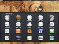 Genealogy Apps
