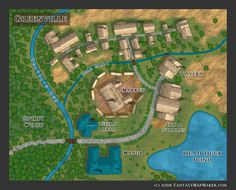 map fantasy rpg town maker village maps kingdom greenville community villages edge games dnd cities minecraft towns pathfinder cartography dragons