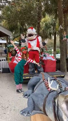 Gatorland's Holiday Ho-Ho-Ho-Down will be held each weekend in December. Visit Orlando, 4th Of July Wreath, Stuff To Do, December, Join, Christmas Tree, Holiday Decor, Disney, Teal Christmas Tree