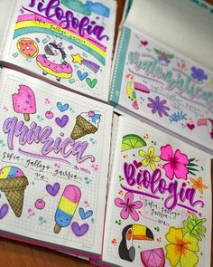 Bullet Journal Titles, Bullet Journal Cover Ideas, Bullet Journal Aesthetic, Disney Princess Coloring Pages, Disney Princess Colors, Page Borders Design, Classroom Art Projects, Notebook Art, Hand Lettering Fonts