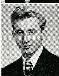 GENE WILDER ~High School Yearbook