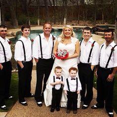 Pinup / rockabilly themed wedding   Misty Cunningham - Denton, TX 3/8/2013