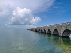 7 mile bridge - Key West, Florida
