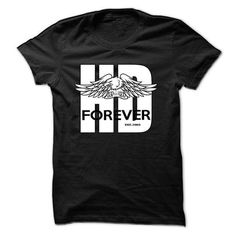 HD Forever T-Shirts & Hoodies