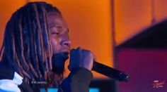 "Fetty Wap and Phony Ppl Perform ""Trap Queen"" 