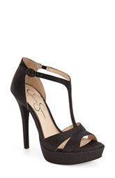 Jessica Simpson 'Beryl' T-Strap Sandal (Women)