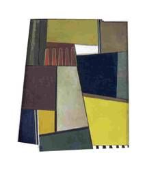 Arte Madí- Martín Blaszko Abstract Shapes, Geometric Art, Arte Madi, Graphic Art, Painting, Green Juices, Painting Art, Paintings, Drawings