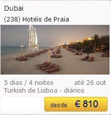 Dubai €810