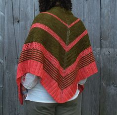 Ravelry: Bohemian Shawl pattern by Kelly McClure