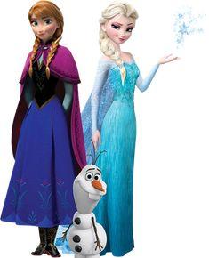 Imágenes de Frozen PNG - Mega Idea