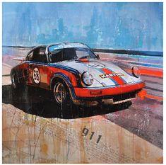 Martini Porsche 911 von Markus Haub Edition auf Metall (Dibond) ab 25 x 25 cm ab € www.de/… Martini Porsche 911 by Markus Haub Edition on metal (Dibond) from 25 x 25 cm from € www. Porsche 911 Rsr, Porsche Autos, Porsche Cars, Porsche Carrera, Porsche Classic, Kunst Online, Mechanical Art, Martini Racing, Car Drawings