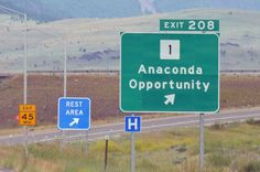 """mhevet: """" the anaconda opportunity sign is real, it's in montana ! Mostly Void Partially Stars, Within The Wires, Night Vale Presents, Glow Cloud, Anaconda, Funny People, Make Me Happy, Funny Kids, Funny Posts"""