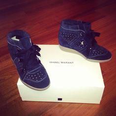 Isabel Marant Bobby sneakers ❤