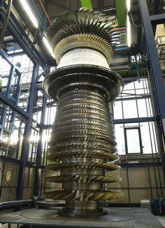 Now this is something else! Was für ein Gerät: die Siemens Colossus - der Name sagt alles!