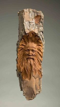 Awesome Wood Carving.