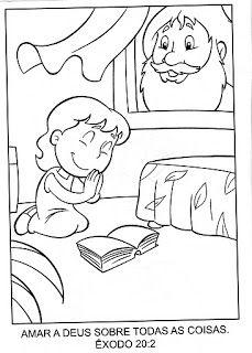 Baú de Recursos para o Ministério Infantil: Os mandamentos Ruth Bible, Bible Art, Kids Church Lessons, Miracles Of Jesus, Bible Stories, Colouring Pages, Sunday School, Music, Bible Stories For Children