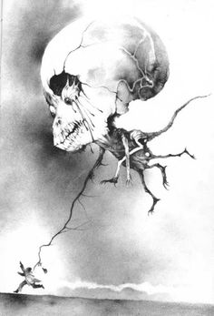 Illustration by- Steven Gammell