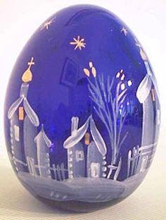 #NIEggs Rodina Russian Folk Art - Decorative Eggs