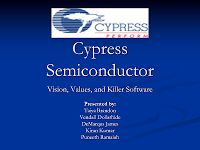 Cypress Semiconductor Job openings For Freshers in Bangalore - Freshers Job Listing