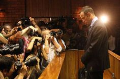 Oscar Pistorius: On the Track to On Trial