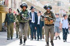 Les colons d'Hébron attaquent les Palestiniens à coups de pierres et de (...) - CAPJPO - EuroPalestine