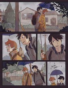 Always Raining Here - Carter and Adrian