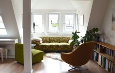 Mireille and Simon's Unique and Unified Berlin Apartment