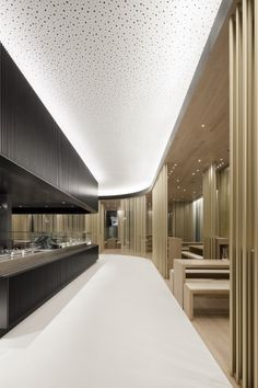 Restaurant Tour Total in Berlin by Leyk Wollenberg Architects