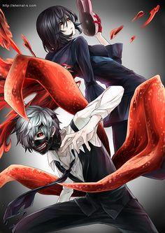 Tokyo Ghoul : Ghoul Battle by Eternal-S.deviantart.com on @deviantART