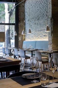 object design . Restaurants Saboc . Barcelona . Spain