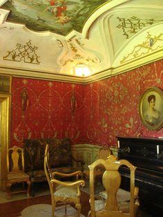 Villa Niscemi, Palermo.