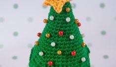Arbol de navidad alfiletero