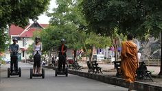 Free Segway Tour of Chiang Mai