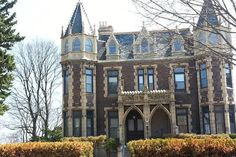 Check out this awesome listing on Airbnb: Historic Pabst Mansion apartment in Milwaukee