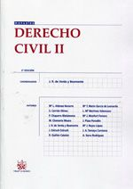 Derecho civil II. Tirant lo Blanch, 2013