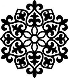 Трафареты / Декор / Интересные идеи декора