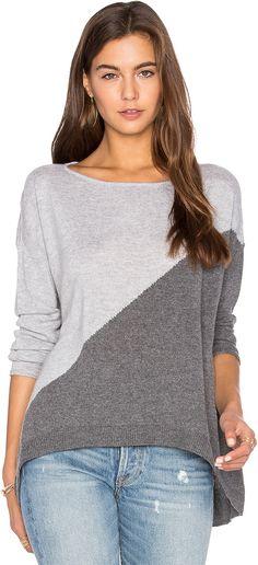 Alice + Olivia Abbie Colorblock Sweater