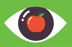 """Apple of my eye"""