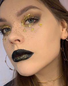 Golden Eye Makeup, Golden Eyes, Septum Ring, Rings, Jewelry, Jewlery, Jewerly, Ring, Schmuck