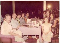 Navidad 1977 en Acapulco Mis papás y mis tíos y primos Delgado Colls