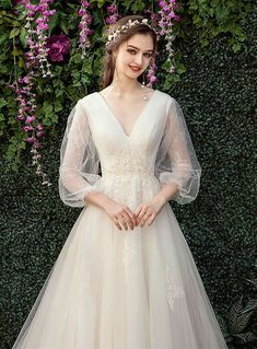 Best Wedding Dresses, Bridal Dresses, Wedding Gowns, Flower Girl Dresses, Pretty Dresses, Beautiful Dresses, Dream Dress, Marie, Ball Gowns