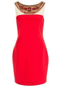 Marchesa Notte - Robe de soirée - rouge