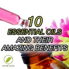 10 essential oils benefits