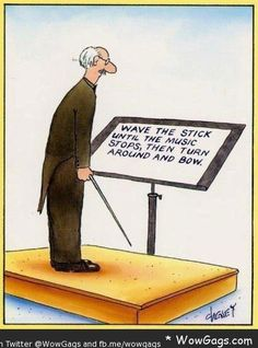 Funny Orchestra cartoon