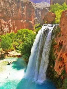 Supai, Arizona, USA #CheapflightsGG