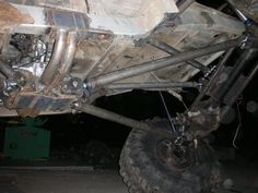 4-link Sami fabrication... - Page 2 - Pirate4x4.Com : 4x4 and Off-Road Forum