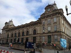Estação Ferroviária de Porto-São Bento em Porto, Porto